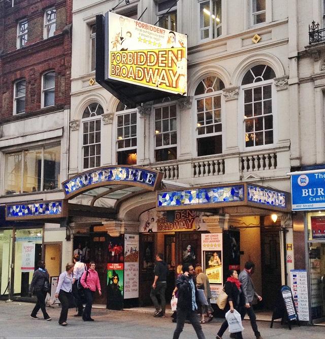 Forbidden Broadway London