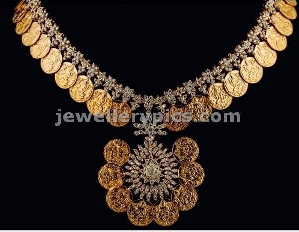 diamond kasulaperu short necklace