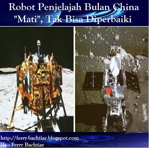 Robot penjelajah bulan