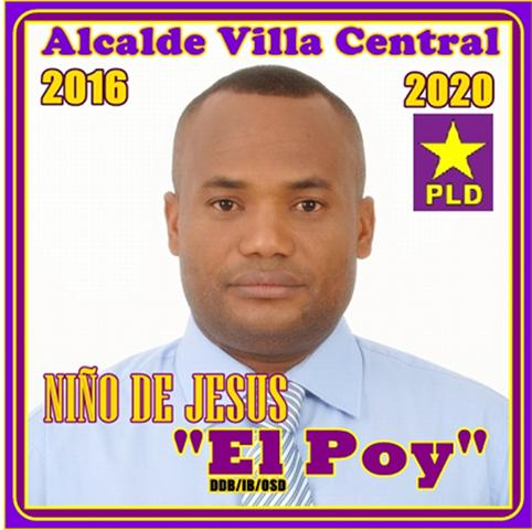 ALCALDE VILLA CENTRAL PLD 2016-2020