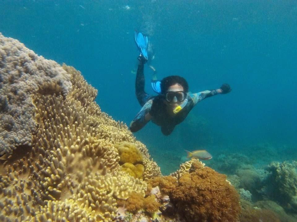 Snorkeling di Bangsring