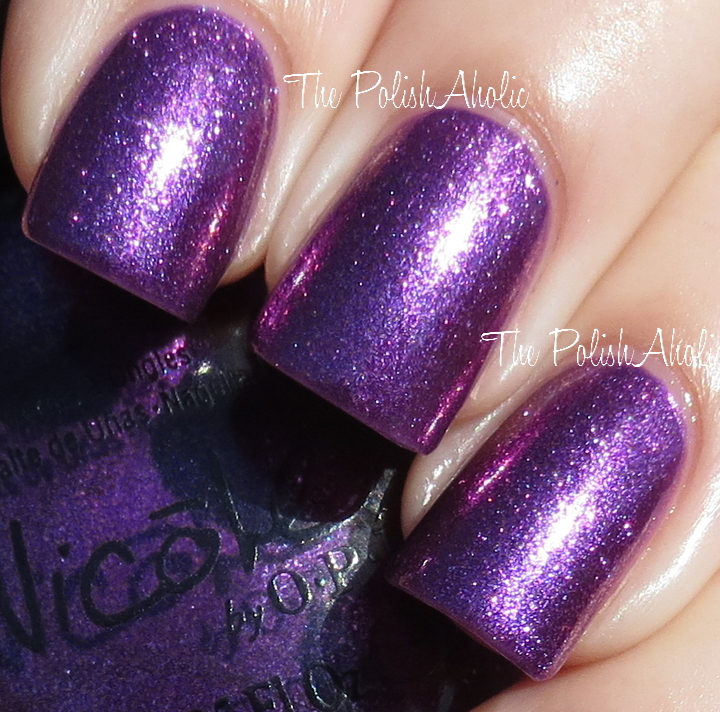 The PolishAholic: Nicole by OPI Modern Family Collection Swatches