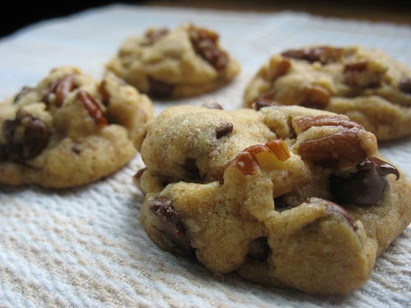brown sugar chunk pecan cookie recipes