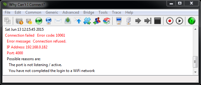 Download Why Cant I Connect?-Network Diagnostic Tool