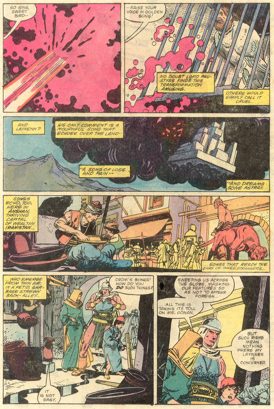 Conan the Barbarian (1970) Issue #129 #141 - English 13