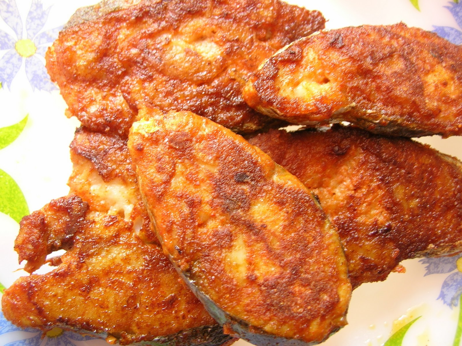 Mama 39 s world fish fry for How to fry fish with flour