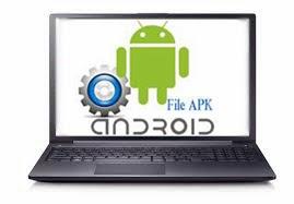 Menginstal file.apk dari Komputer pada Virtual Android