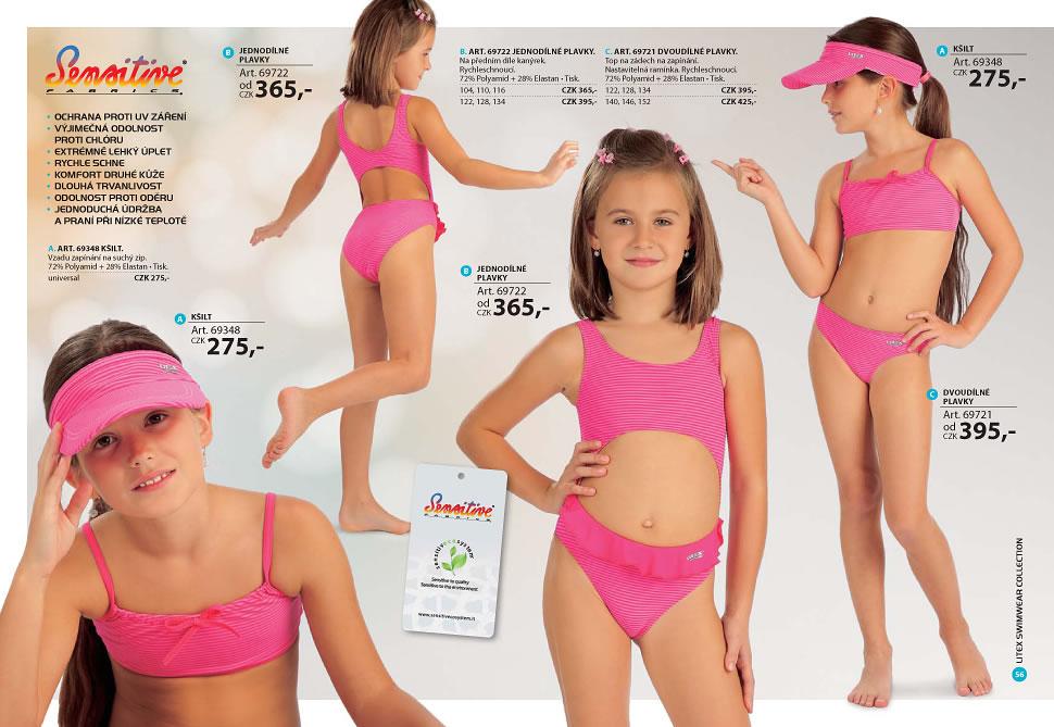 Little Swimsuit Girls Swimwear