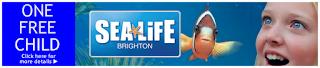 Brighton Sea Life Voucher