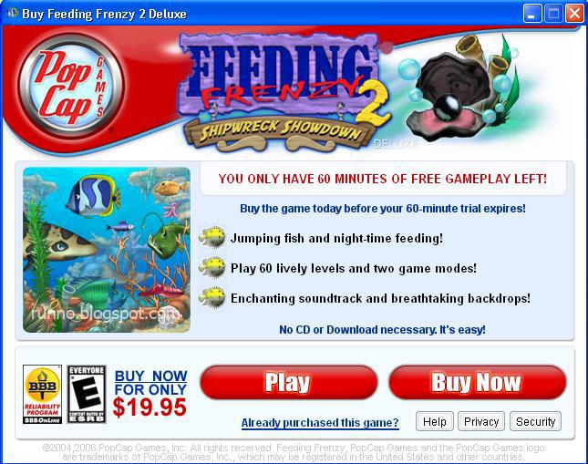 feeding frenzy registration code free download