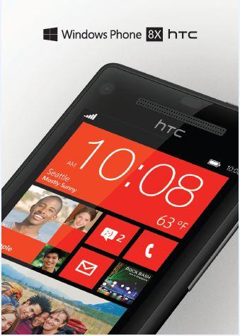 Spesifikasi HTC Smartphone Windows Phone 8 Terbaru