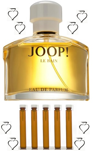 JOOP LE BAIN E AMOSTRAS CHANEL NO VILLAGE BEAUTÉ
