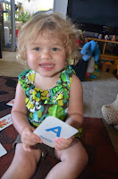 Alphabet Flash Cards from Educational Toy Planet 5