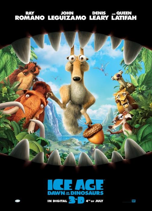Kỷ Băng Hà 3: Khủng Long Thức Giấc - Ice Age: Dawn Of The Dinosaurs (2009)