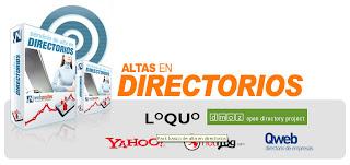 imagen Dar de alta tu web en directorios