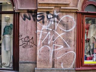 Graffity - problém současnosti