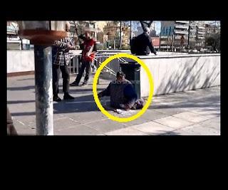 VIDEO: ΘΑΥΜΑ ΣΤΗ ΣΥΓΓΡΟΥ –ΑΛΛΟΔΑΠΟΣ ΖΗΤΙΑΝΟΣ ΧΩΡΙΣ ΠΟΔΙΑ ΣΗΚΩΝΕΤΑΙ ΚΑΙ ΦΕΥΓΕΙ… ΠΕΡΠΑΤΩΝΤΑΣ‼