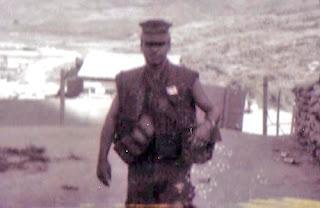 Doc Baker Fox Co. 1968  USMC