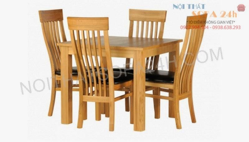 Bàn ghế ăn 017