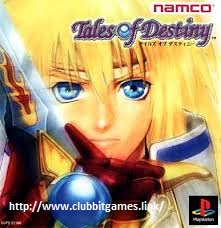 LINK DOWNLAOD GAMES tales of destiny ps1 ISO FOR PC CLUBBIT