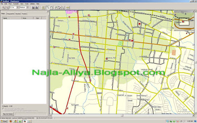 Agar Mapsource Memiliki Peta Lebih Detil dengan navigasi net