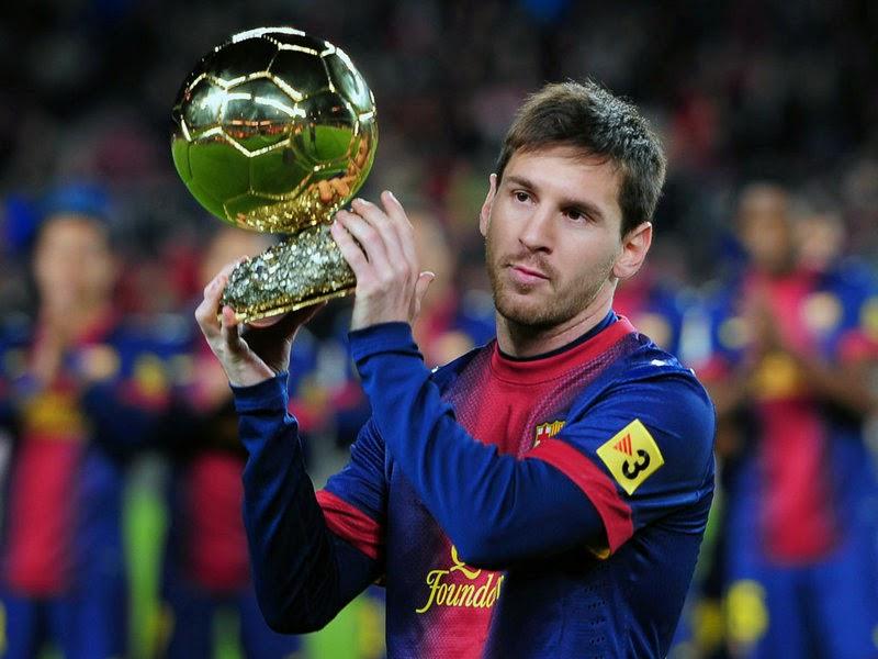 Biografi, Lengkap, Lionel, Messi, Barcelona