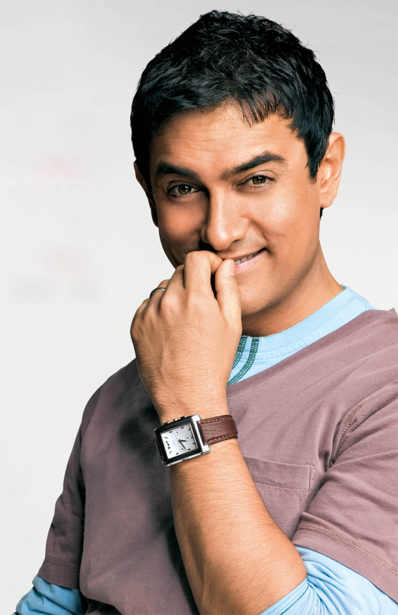 Indian famous actors aamir khan photos