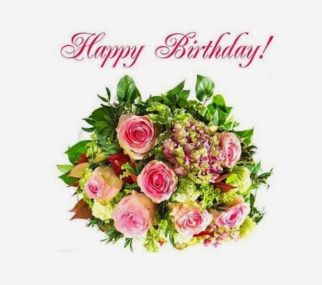 happy birthday bouquet wallpaper - photo #3