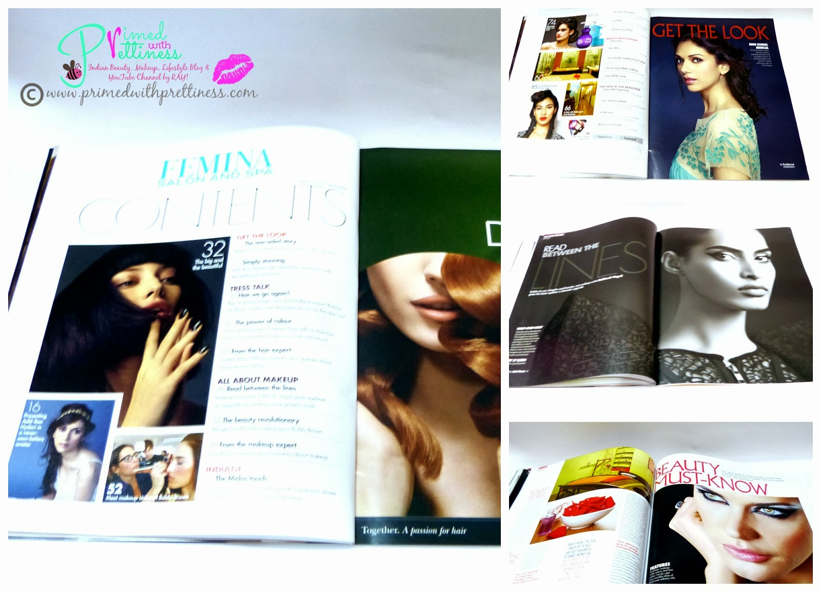 Femina Spa and Salon - January Issue