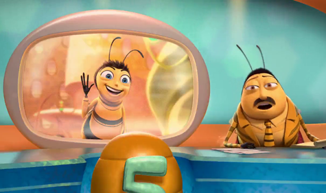 Bee Movie- movie trailer