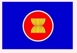 国難の時に: 「アセアン」の旗の...