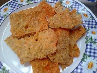 Tips Membuat Keripik Tempe, Makanan Ringan yang lezat.