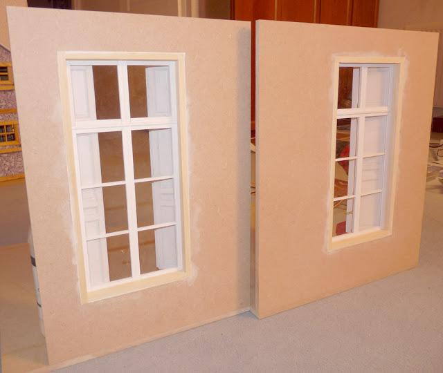 Miniature,Fenêtre,Petit Trianon