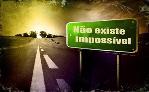 Tudo é Possível ao Que Crê !