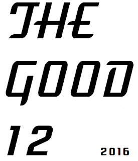 2016 The Good 12 Logo GCBC car awards
