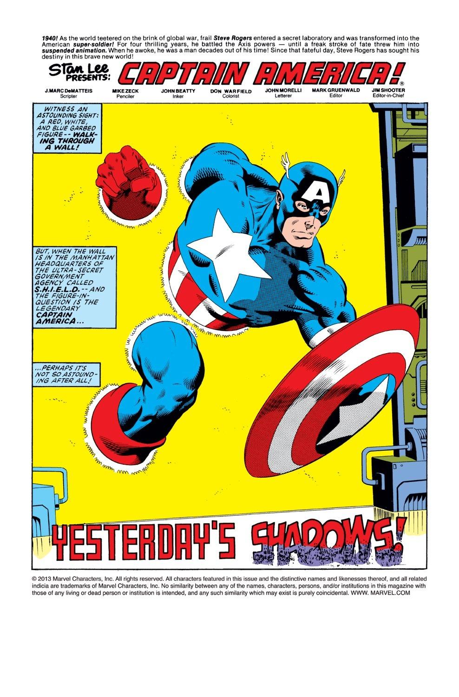 Captain America (1968) Issue #275 #191 - English 2
