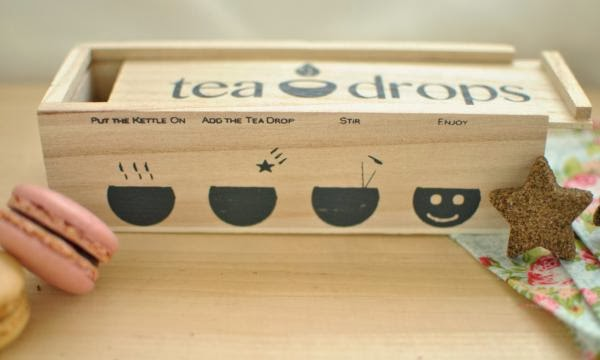 teadrops wooden box giveaway