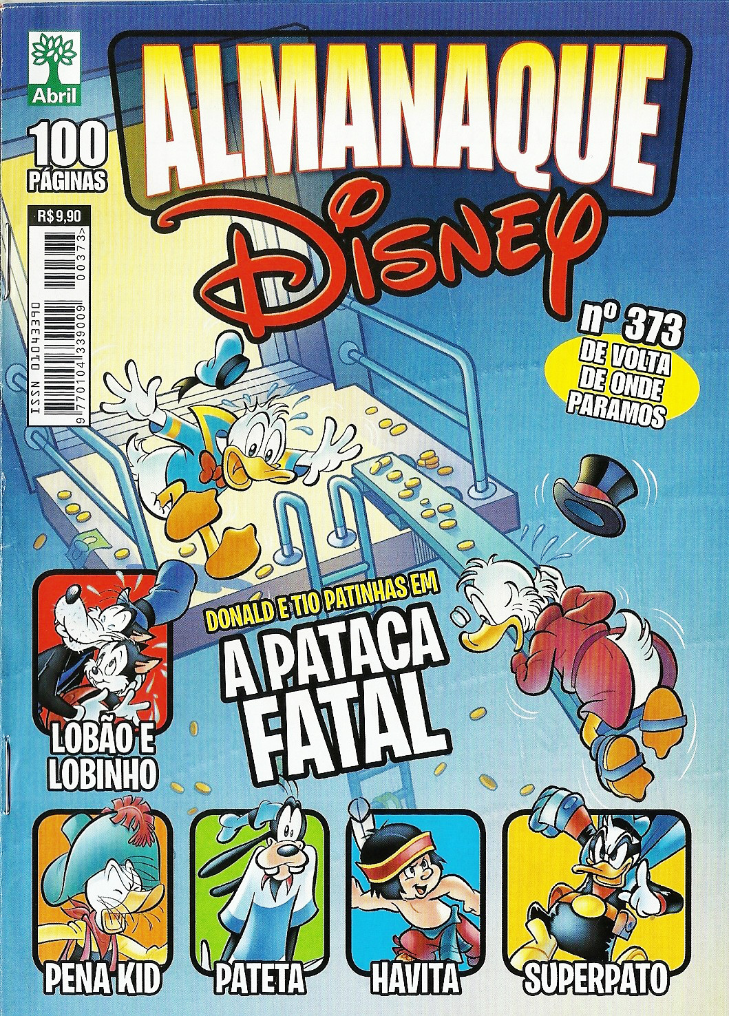 Almanaque Disney 373
