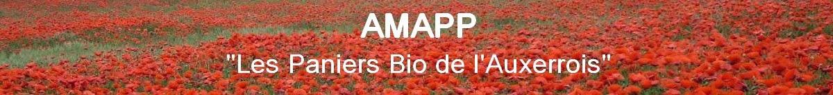 """AMAPP """"Les Paniers Bio de l'Auxerrois"""""""