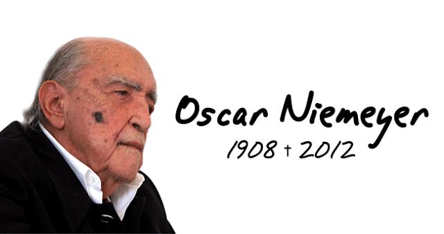 Morre Oscar Niemeyer No Rio De Janeiro
