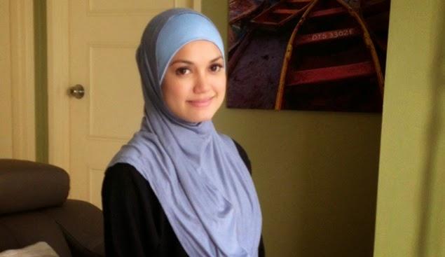 Isteri Syamsul Puteri Sarah Liyana kemalangan di Hulu Kelang