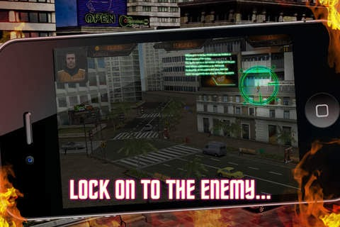 screenshot 4 Hired Gun 3D v1.2.1