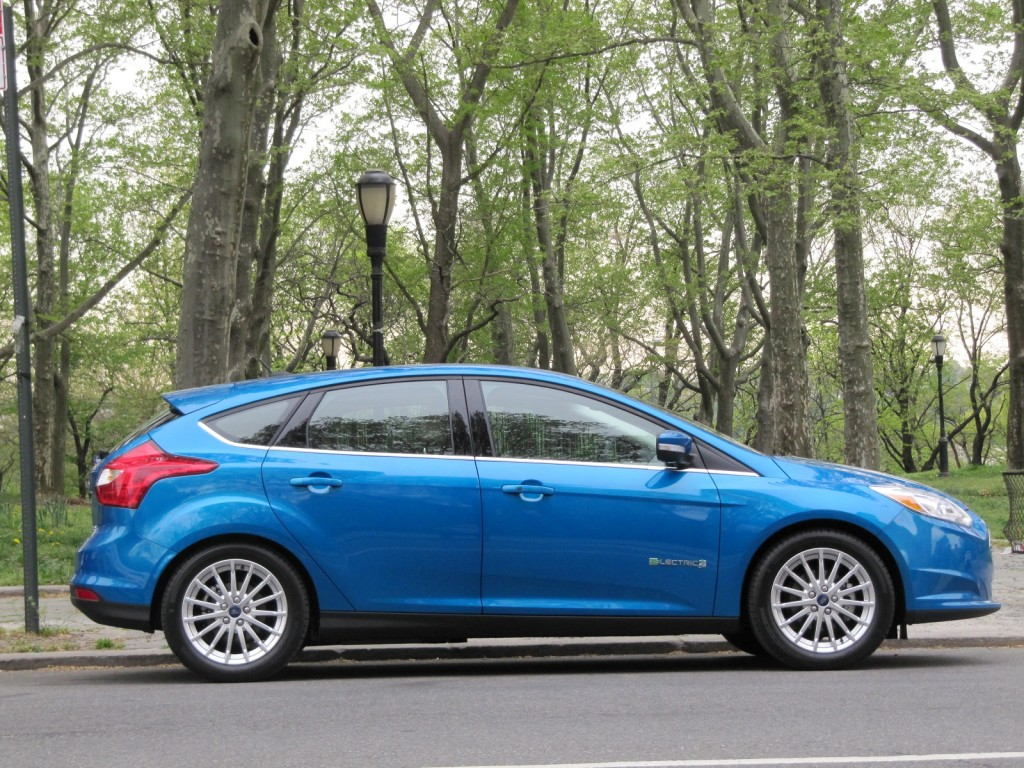 alt energy autos 2014 ford focus electric gets 4 000 price cut to. Cars Review. Best American Auto & Cars Review