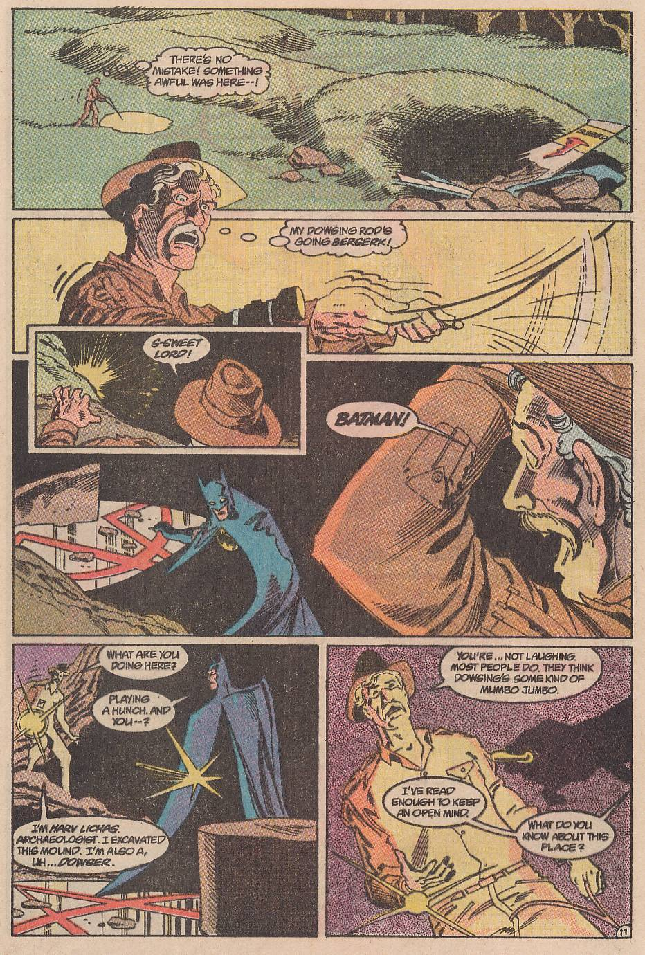Detective Comics (1937) Issue #616 Page 12
