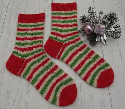 Aunt Petunia's Christmas Socks