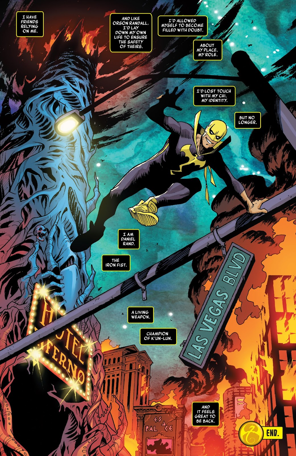 Iron Fist (2017) Issue #80 #15 - English 22