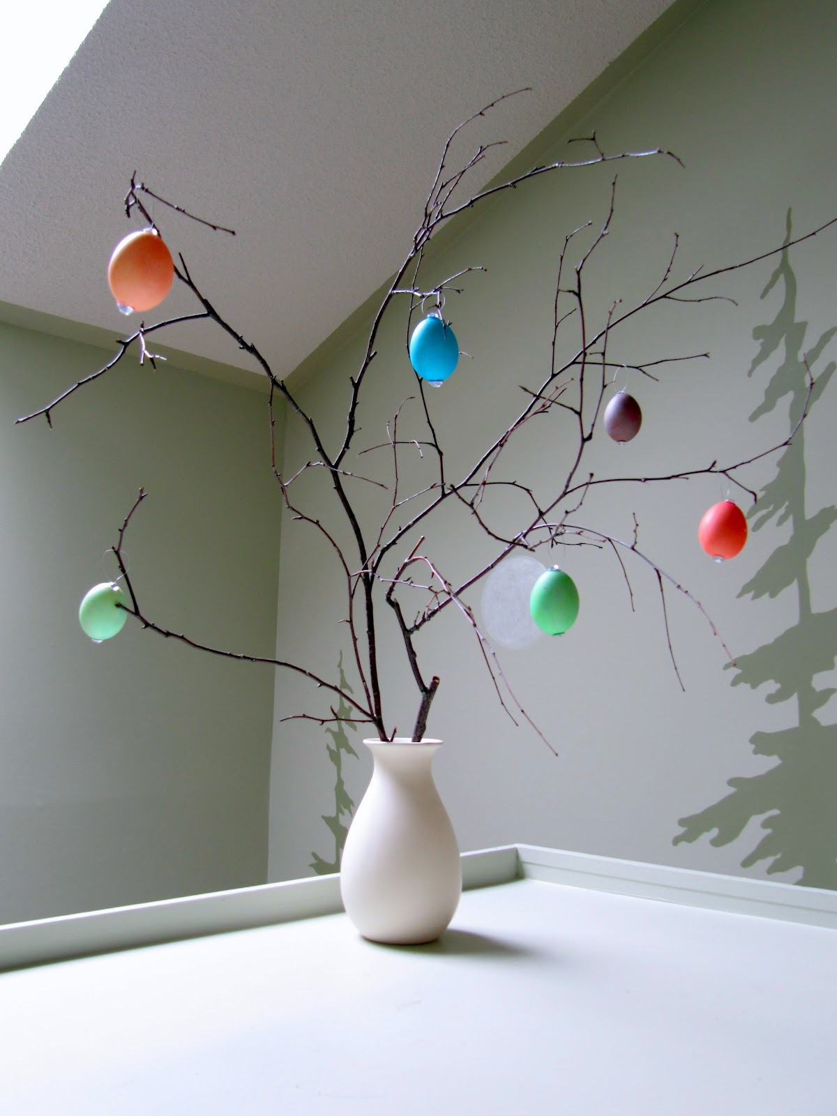 Hipknitized how to make and decorate your own easter How to make an easter egg tree