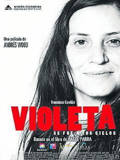 Violeta Se Fue a los Cielos – DVDRIP LATINO
