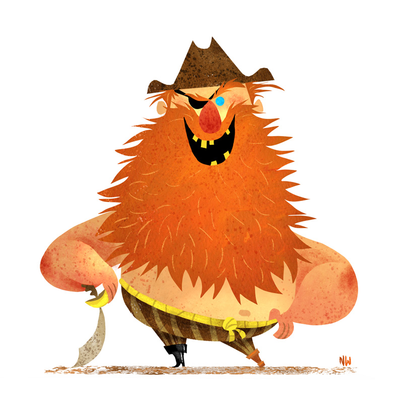Character Design For Animation Class With Nate Wragg : Nate wragg art and illustration character design class