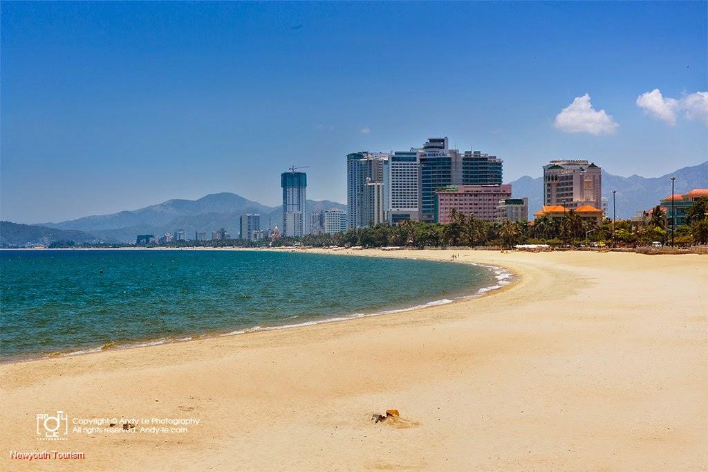 Пляжный сезон вьетнам нячанг